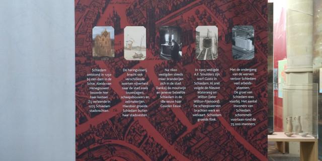 Historische Atlas van Schiedam