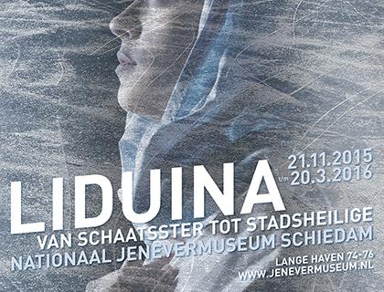 Liduina tentoonstelling in Schiedam